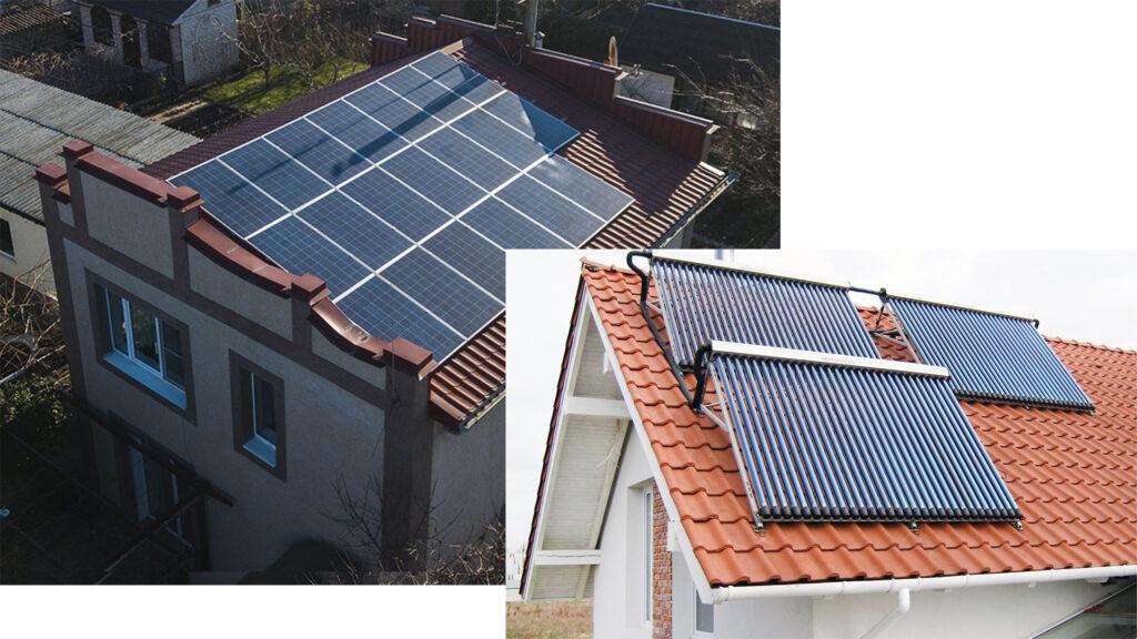 Солнечная электростанция или гелиосистема?